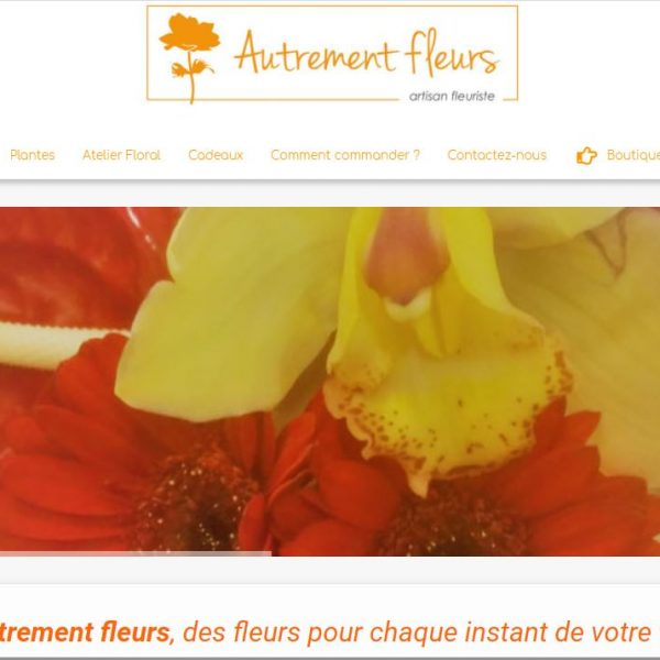 Site Autrement Fleur – Marseille 13007