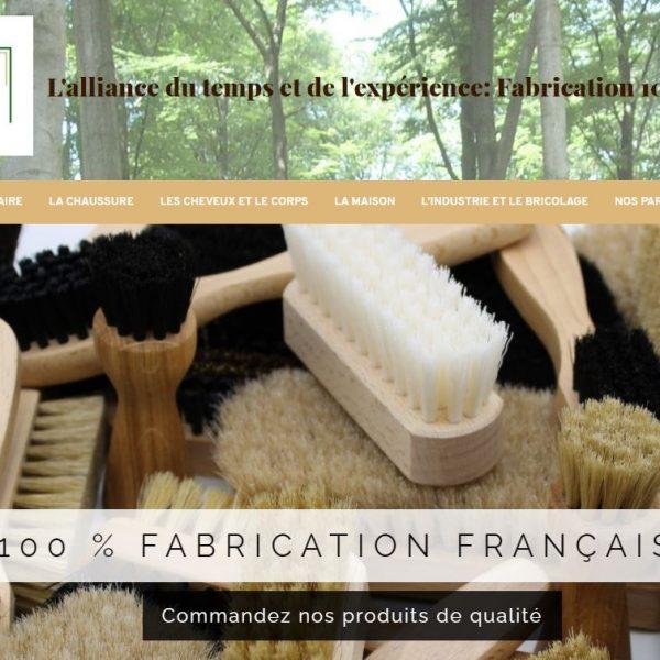 Les Brosseries Desjardins dans l'Oise (Hauts de France)