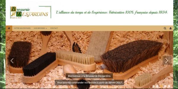 Les Brosseries Desjardins dans l'Oise en Picardie