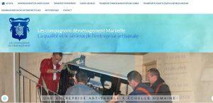 Site réalisé par Célinform@tique –Les Compagnons déménageurs Marseille 13