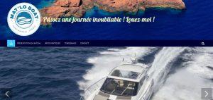 Site réalisé par Célinform@tique «Mat'lo Boat»