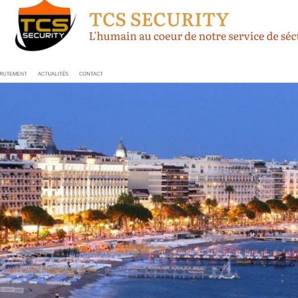 """Site réalisé par Célinform@tique """"TCS-SECURITY """""""