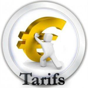 nos tarifs informatique