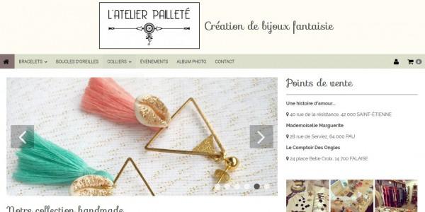 L'atelier Pailleté