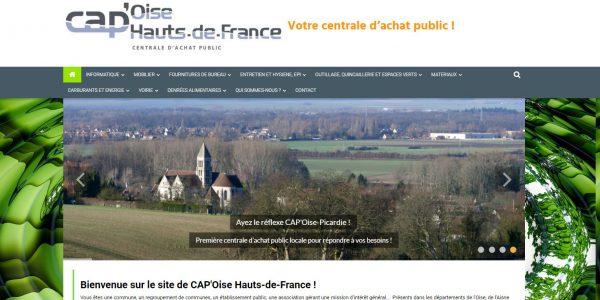 site de Capoise Hauts de France