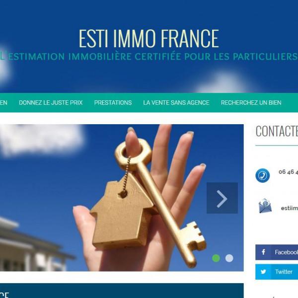 Agence immobilière – Esti Immo France