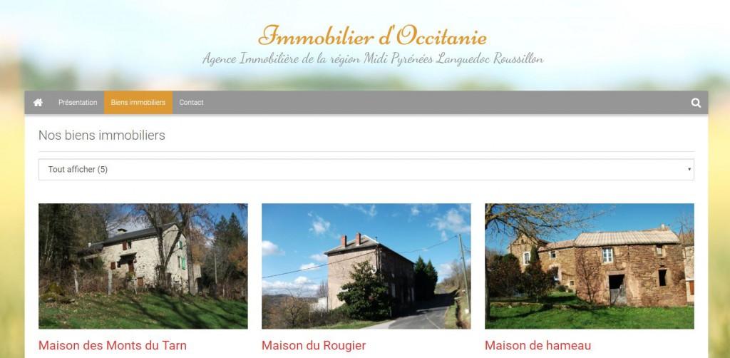 immobilier d'occitanie