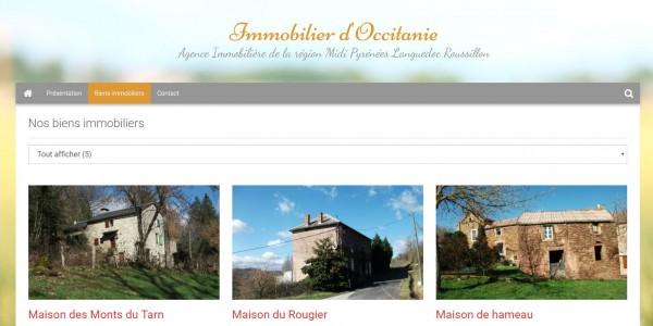 Agence immobilière – Immobilier d'Occitanie