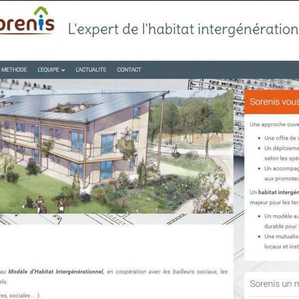 Sorenis – Pour que l'habitat intergénérationnel soit une richesse