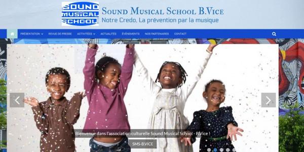 Sound Musical school Bvice