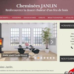 Cheminées Janlin