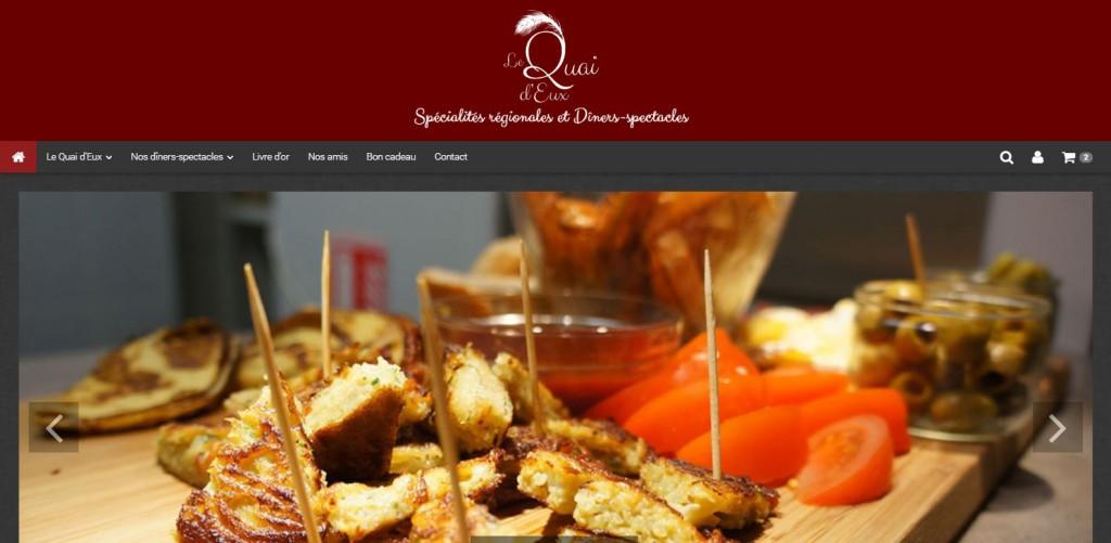 Restaurant diner spectacle