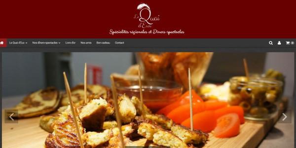 Restaurant dîner spectacle avec réservation en ligne