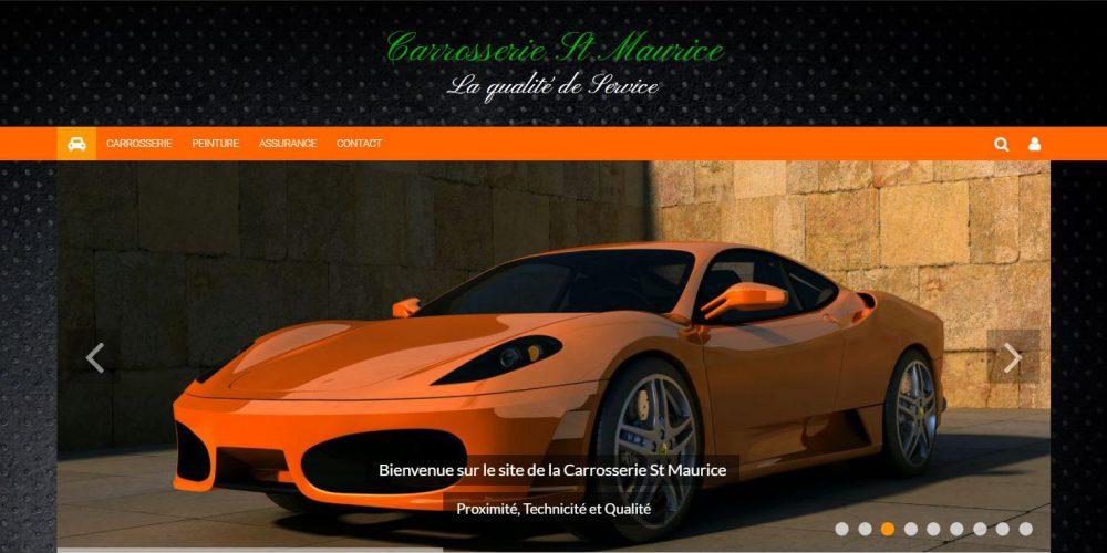 Carrosserie St Maurice marseille