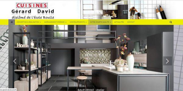 Site Cuisines Gérard David à Bresles (60510) – Hauts-de-France