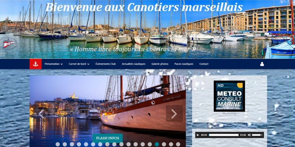 canotiers-marseillais