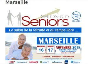 Salon des Seniors à Marseille avec Célinform@tique