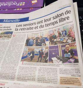 La Provence parle de Célinform@tique !