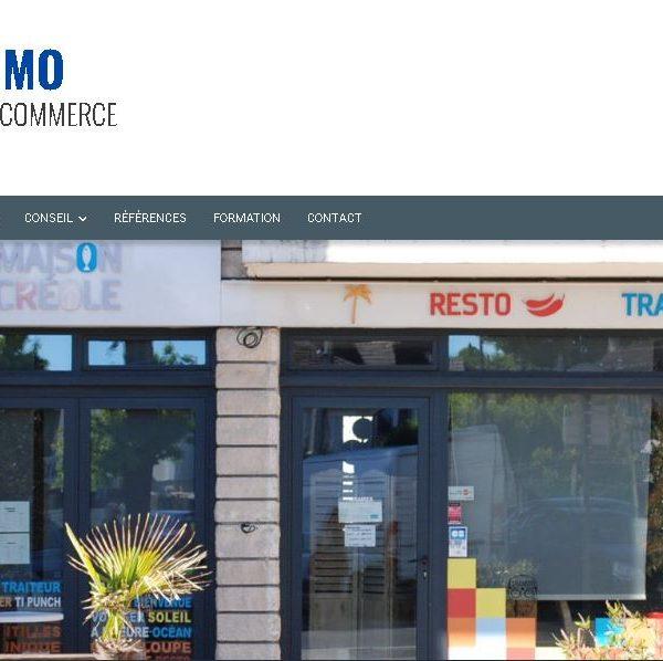 """Site réalisé par Célinform@tique """"Cathimmo """""""