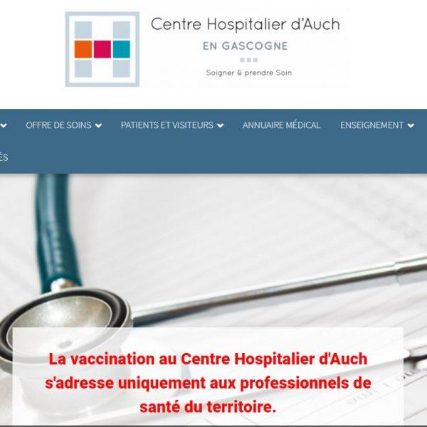 Site centre hospitalier