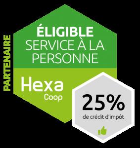 Célinformatique est partenaire avec la coopérative HEXA COOP pour les professionnels
